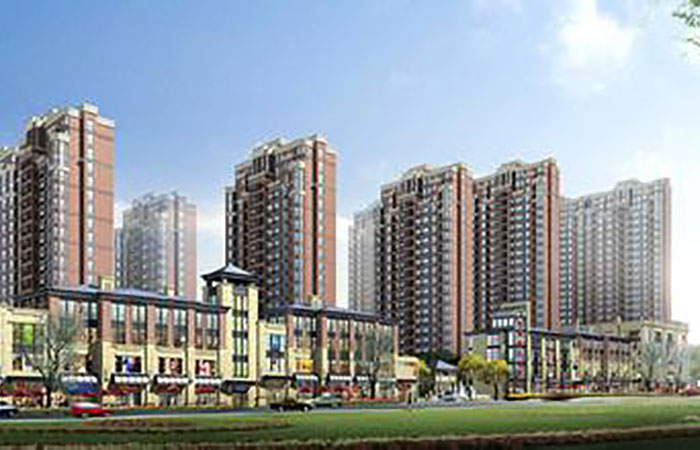 Real estate - henan longyuan real estate