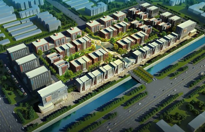 Real estate - foxconn Kang Xincheng