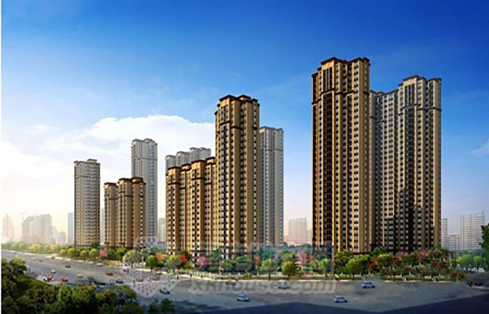 Real estate - sheng YuanShiJi dongcheng